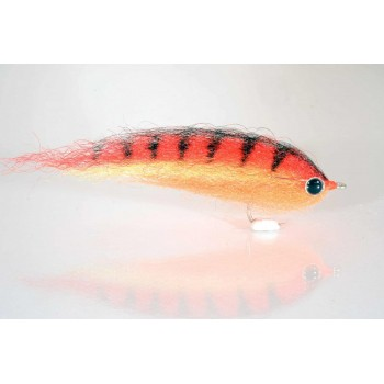 Streamer Bait King - Flame Tiger