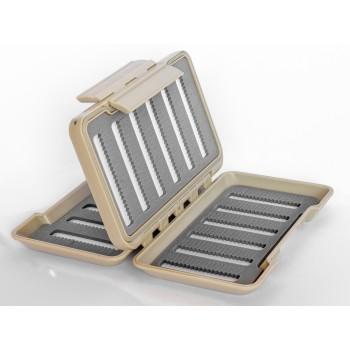 Medium Waterproof Flybox with Flip Page