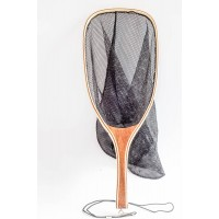 Flyfishing Landing Net with Nylon Mesh
