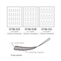 Extended Body Inner Foam C&F Design CFTM-151