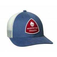 Sapca Redington Badge Meshback Royal Blue