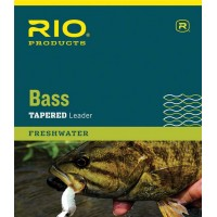 Leader Rio Bass - 3 Pack