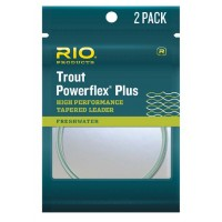 Leader Rio Powerflex Plus - 2 Pack