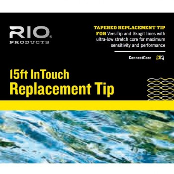 Rio InTouch 15ft Sink Tips 3 - 4ips