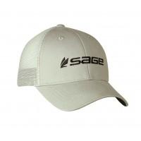 Sapca Sage Mesh Back  Steel