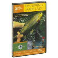 Scientific Anglers Fly Fishing Made Easy DVD