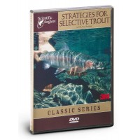 Scientific Anglers Strategies for Selective Trout Fly Fishing DVD