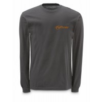 Scott Steel Grey LS Tee