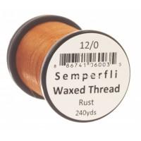 Semperfli Classic Waxed Thread 12/0 240 Yards