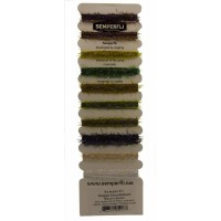 Semperfli Straggle String Multicard Pack Naturals Collection