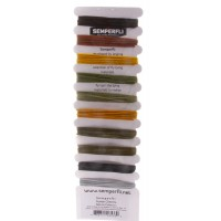 Semperfli Suede Chenille Mixed Pack Natural Collection