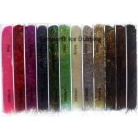 Semperfli Superfine Dubbing Dispenser Natural Colors Collection