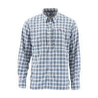 Simms Bugstopper Plaid Shirt