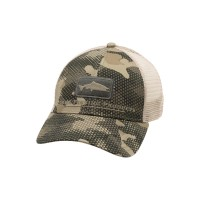 Simms Salmon Icon Trucker