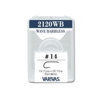 Cârlige Muscă Varivas 2120WB - Wave Barbless