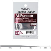 Varivas All Purpose Fluorocarbon Leader