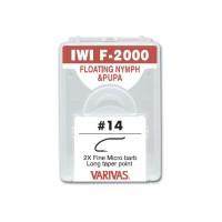 Cârlige Muscă Varivas IWI F-2000