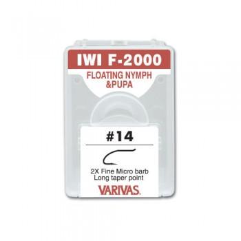 Carlige musca Varivas IWI F-2000
