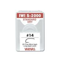 Cârlige Muscă Varivas IWI S-2000