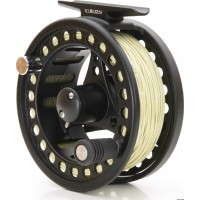 Vision Koma 5/6 reel with nymph line