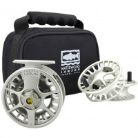 Lamson Liquid Vapor 3-pack Reel