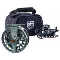Lamson Liquid Smoke 3-pack Reel