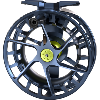Lamson Speedster Midnight Reel